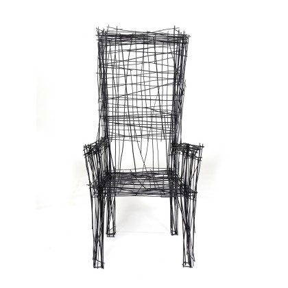 Drawing series armchair - Caption2