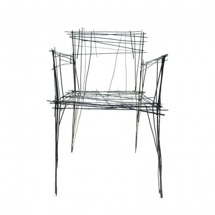 Drawing series chair - Caption
