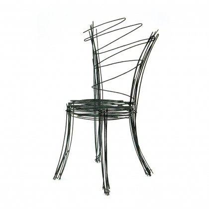 Drawing series chair#3 - Caption
